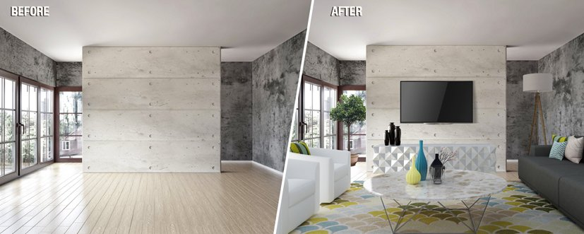 Padstyler Virtual Home Staging Virtual Remodeling 3d